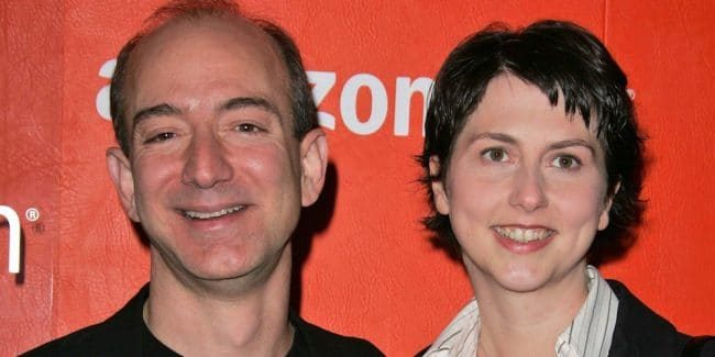 Jeff Bezos prenup didn't exist, according to report