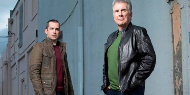 Exclusive interview: John Walsh and son Callahan on new ID series 'In Pursuit' and America's denial of crime and gun violence