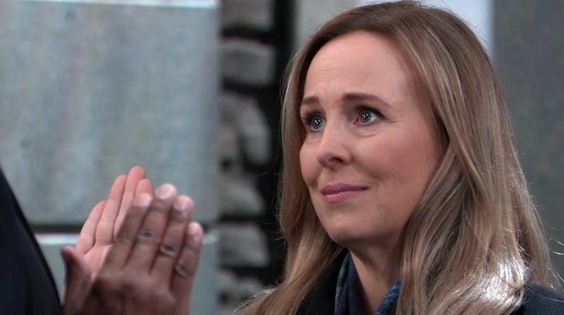 laura general hospital 1 - Laura Webber on General Hospital will bring down Ryan!