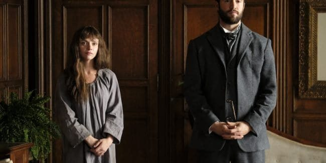 Nellie Bly star Josh Bowman gives a second opinion on Victorian psychiatrists