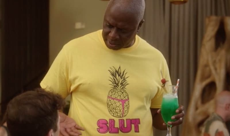 2f2bb905 Pineapple Slut shirts from Brooklyn Nine-Nine: You can actually buy them