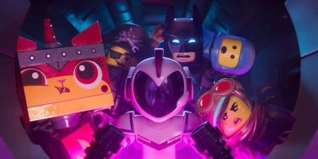The Lego Movie 2: The Second Part movie review - Toy story allegory