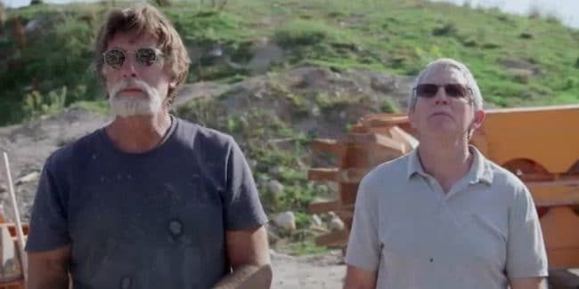 The Curse of Oak Island recap: Money Pit dig ramps up, as team uncover ancient boat slip and Viking runes?