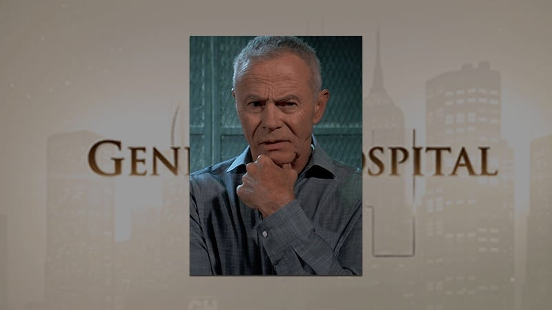 scorpio general hospital - Scorpio returns to General Hospital: is he Anna's last hope?