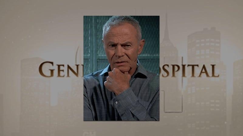 Tristan Rogers as Scorpio on General Hospital.