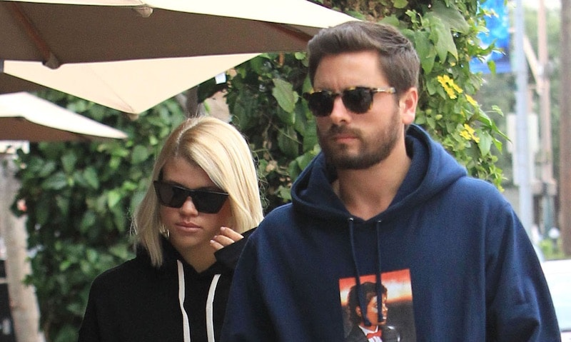 Scott Disick and Sofia Richie have been together long enough now that engagement rumors are starting. Pic credit: ©ImageCollect/StarMaxWorldwide