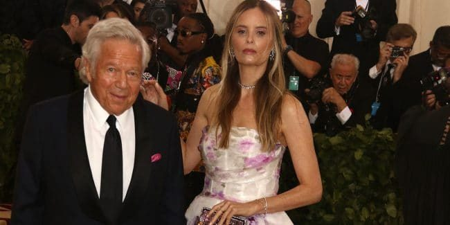 Is Robert Kraft married and what is his net worth?