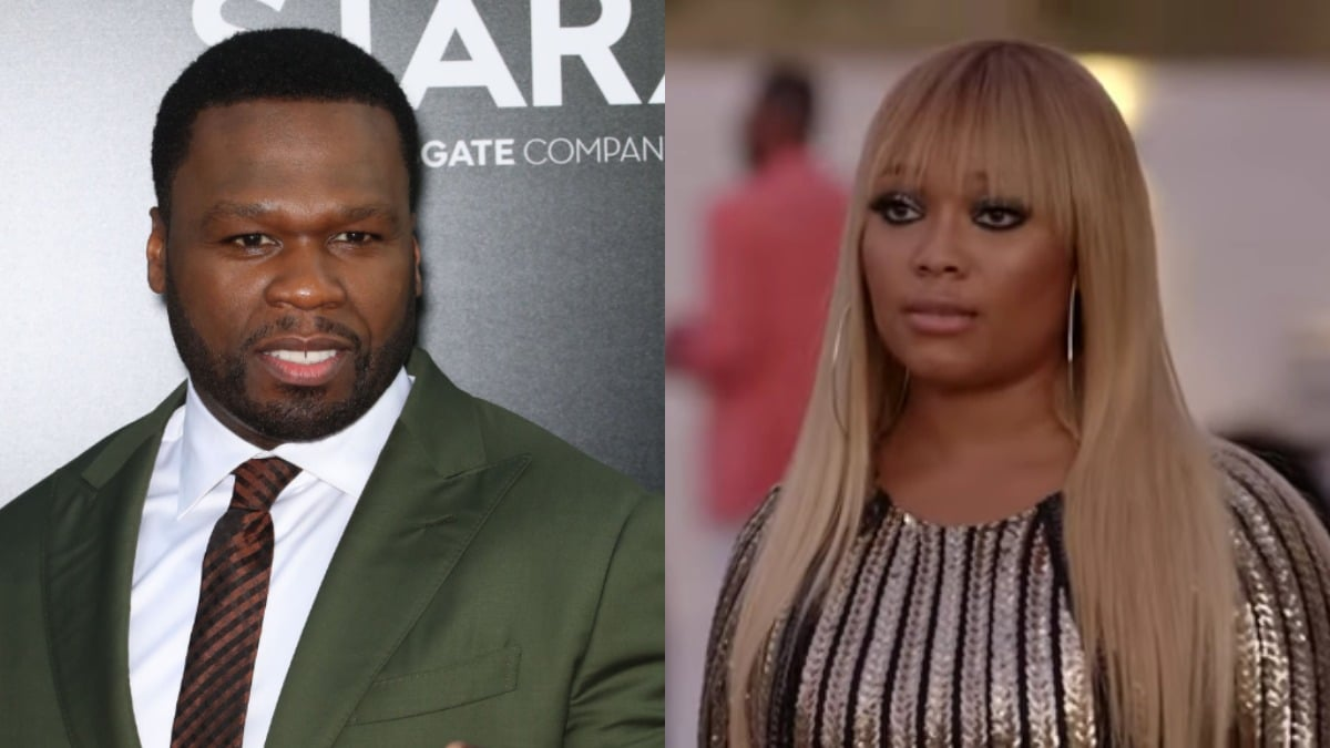 "50 Cent t at the STARZ Television Network Season 5 premiere of ""Power"" in New York City, Teairra Mari on Love & Hip Hop: Hollywood"