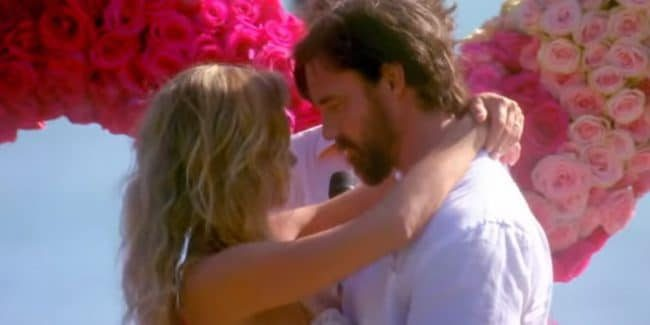 Denise Richards and Aaron Phypers on RHOBH