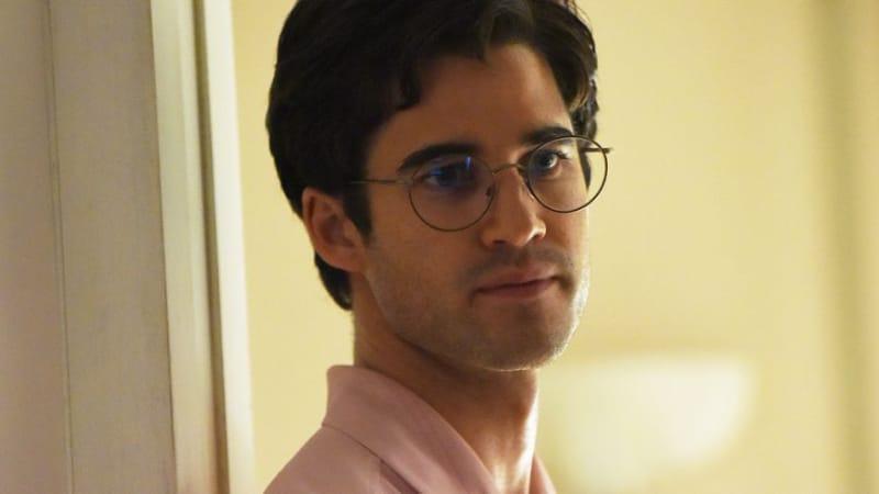 Darren Criss as Andrew Cunanan in Season 2 of American Crime Story