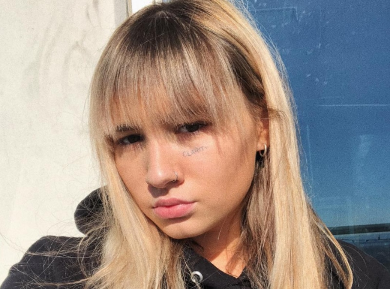 Annie Smith, Lil Xan's girlfriend