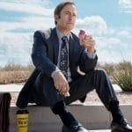 Better Call Saul. Bob Odenkirk as Saul Goodman/Jimmy McGill