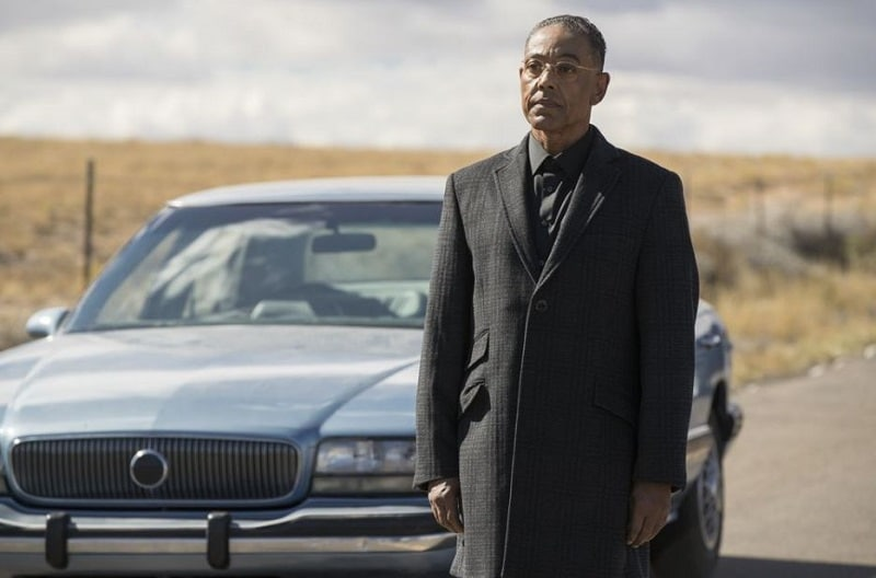 Giancarlo Esposito as Gus on Better Call Saul