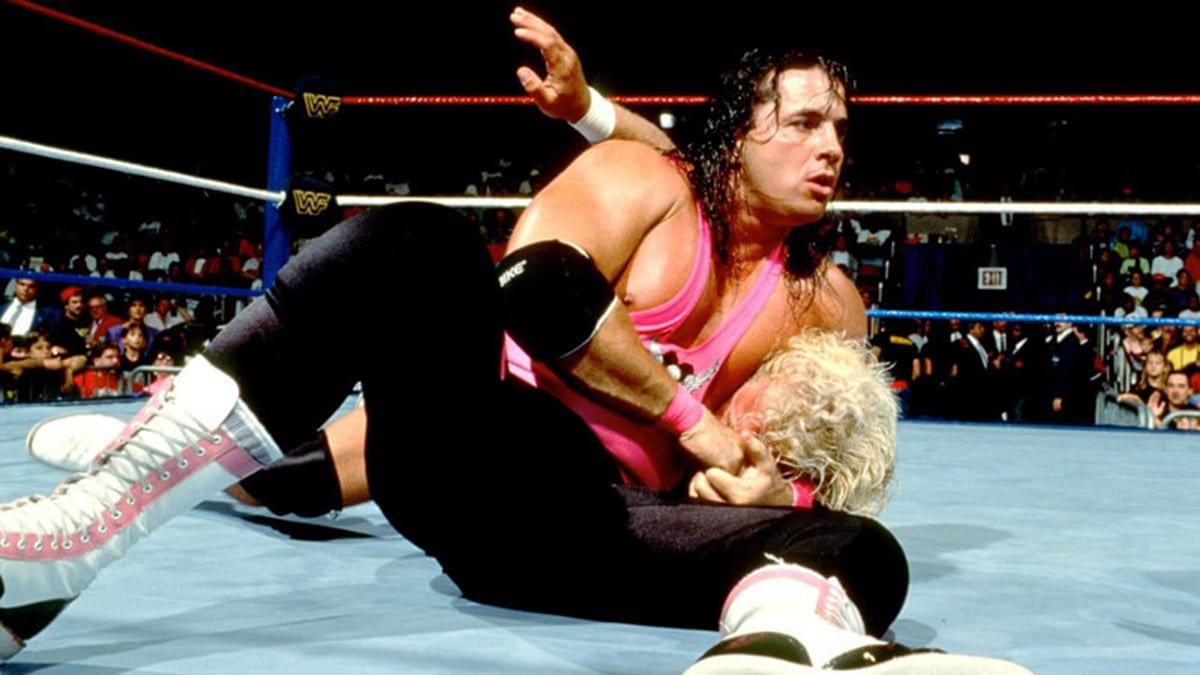 The 20 best WWE matches of all time
