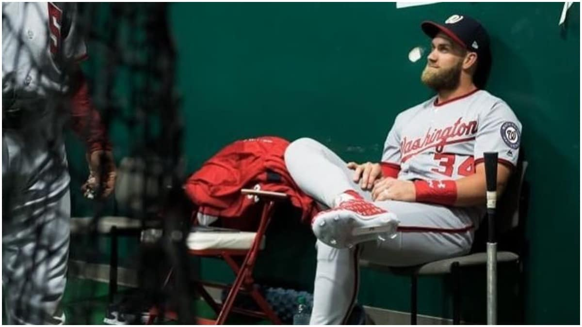 Bryce Harper contract details with Philadelphia Phillies