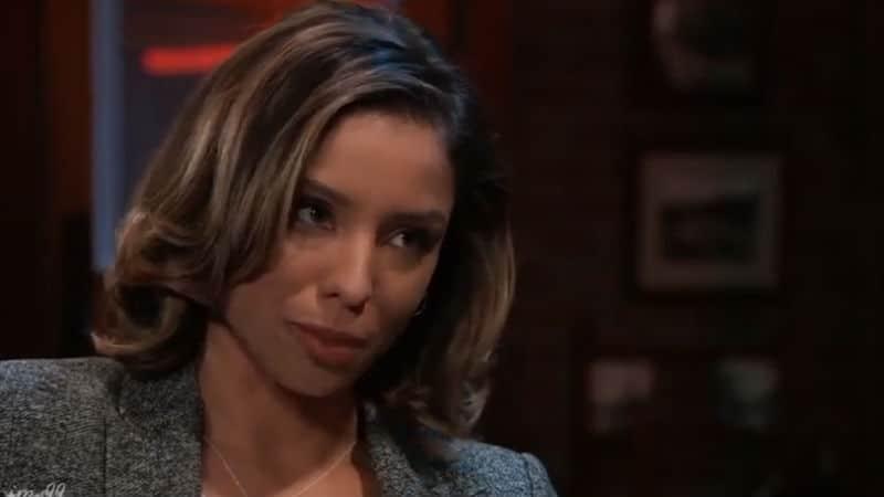 Brytni Sarpy as Valerie Spencer on General Hospital