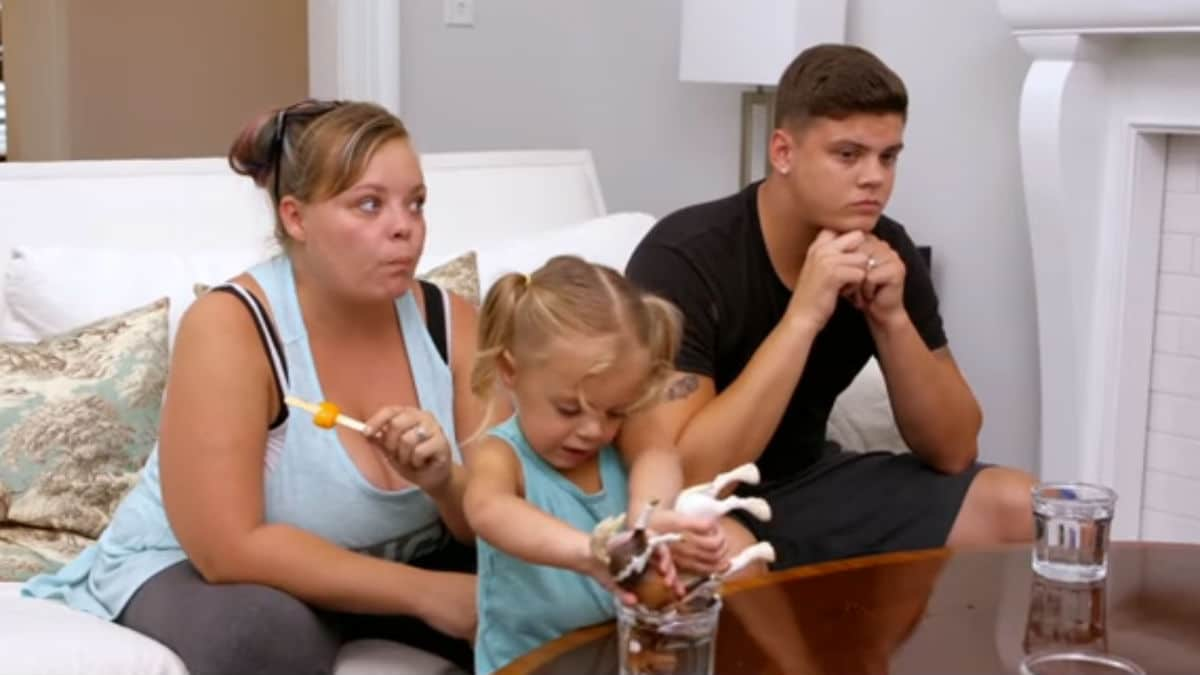 Catelynn Lowell and Tyler Baltierra welcome little girl — What is her name?