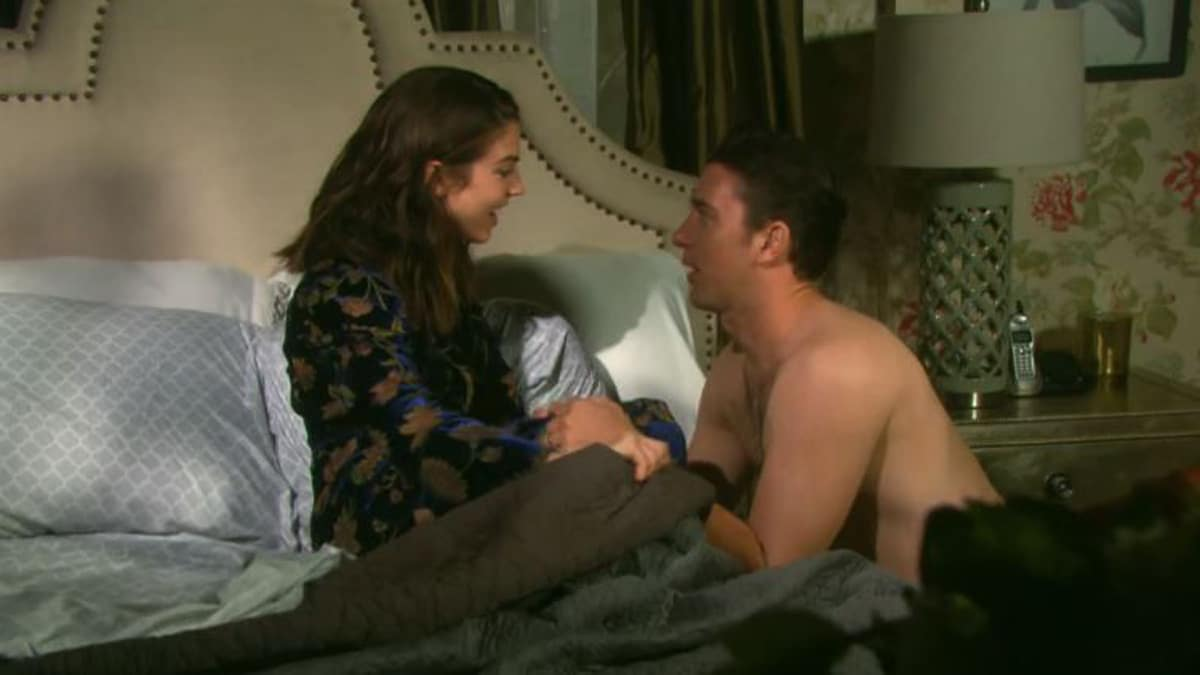 Chabby on Days of Our Lives