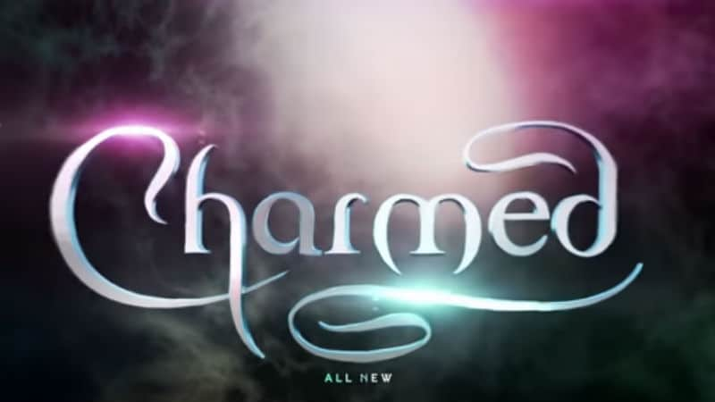 Charmed opening credit