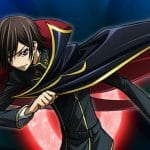 Artwork from Code Geass: Lelouch of the Resurrection