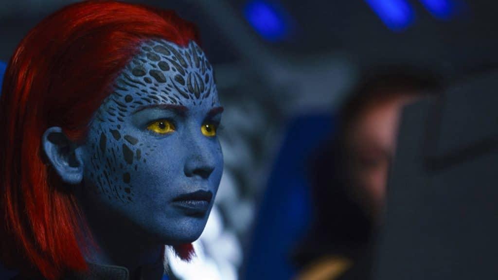 Does Mystique die in Dark Phoenix?