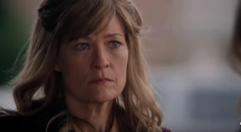 Actress Dana Wheeler-Nicholson guest-starred on Chicago Med cast.