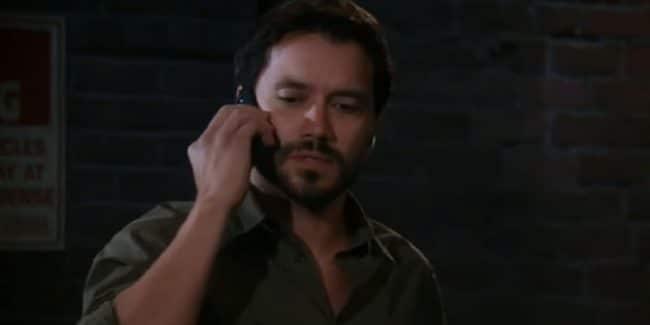 Dominic Zamprogna as Dante on General Hospital