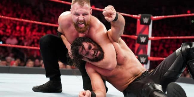 Dean Ambrose can join another wrestling company as soon as WWE contract expires