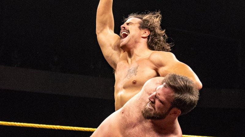 Who is Eric Bugenhagen on WWE?