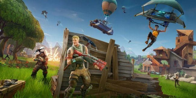 Fortnite v7.40 update