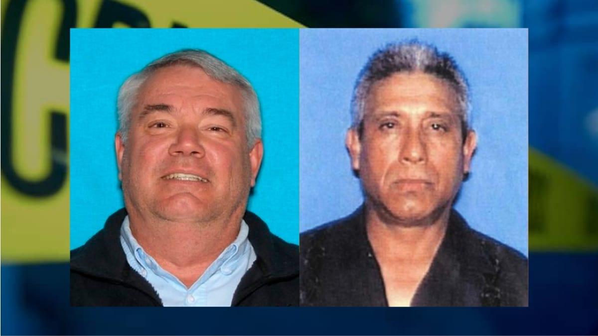 Fugitives Mike Bullinger And Tomas Magallon Gonzalez