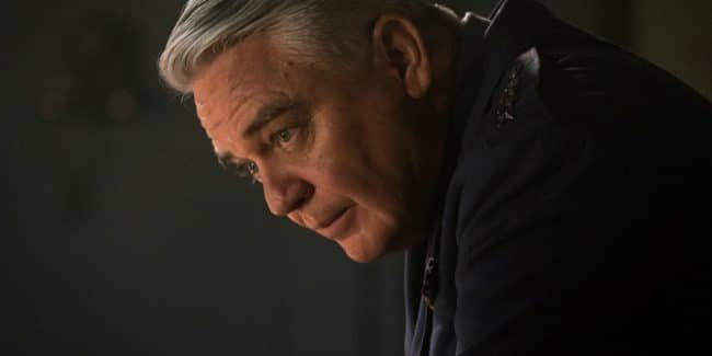 Project Blue Book exclusive: Michael Harney discusses the generals after Season 2 renewal