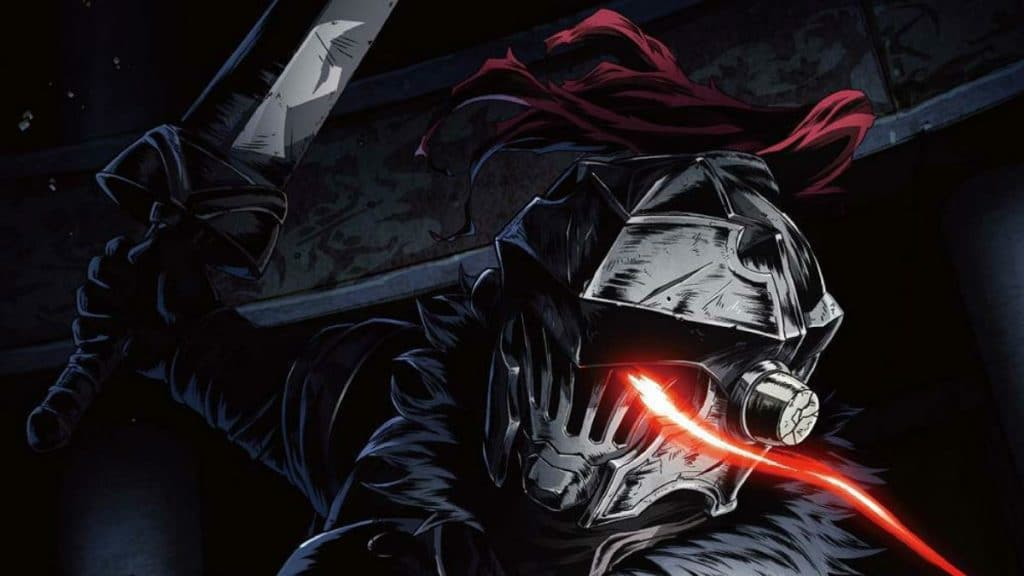 Anime artwork from Goblin Slayer