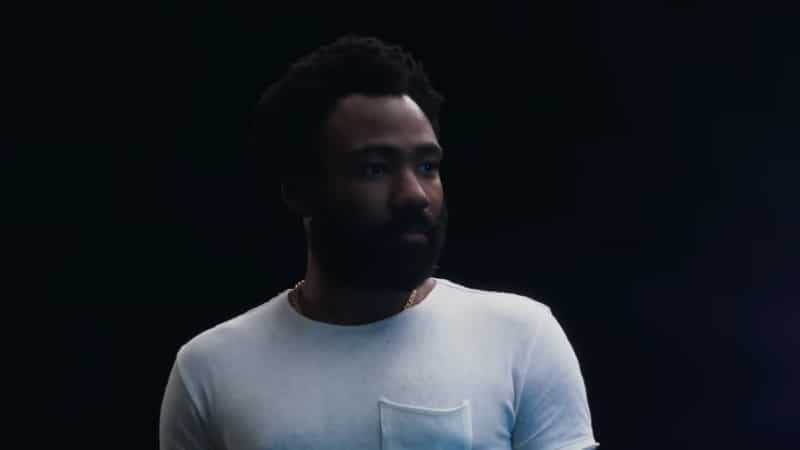 Donald Glover in the commercial for Playmoji Google Pixel