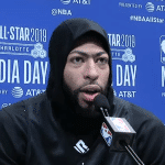 Anthony Davis: Boston Celtics 'are on my list' of trade possibilities