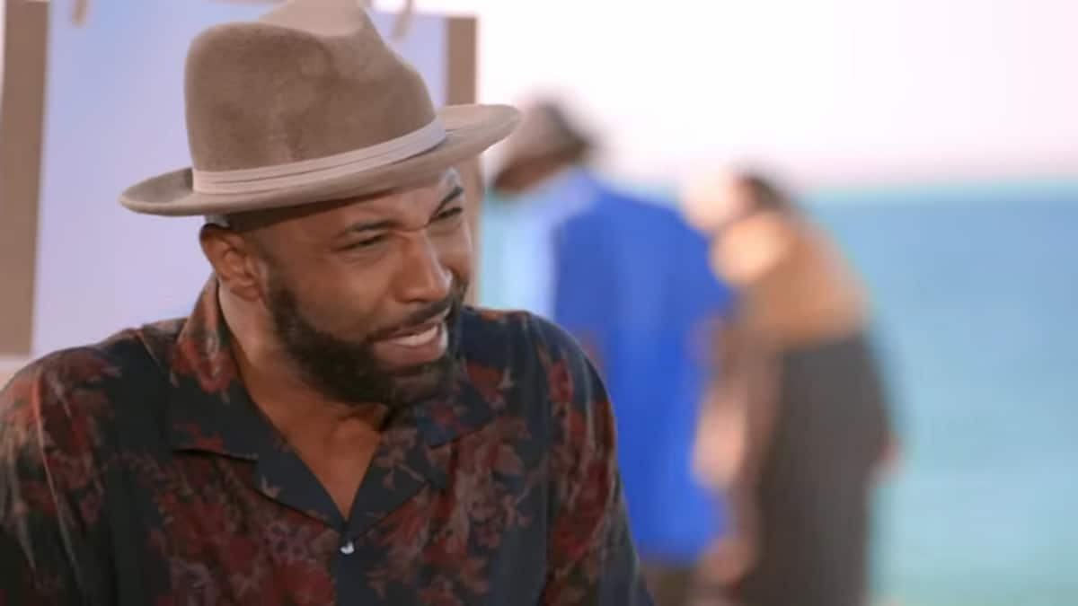 Joe Budden in Costa Rica on the Love & Hip Hop trip