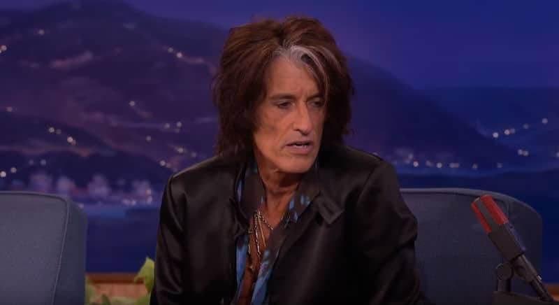 Joe Perry alive or dead