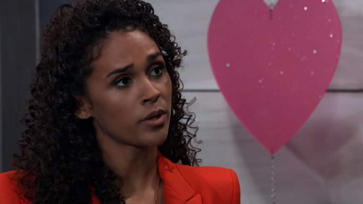 Briana Nicole Henry as Jordan Ashford on General Hospital