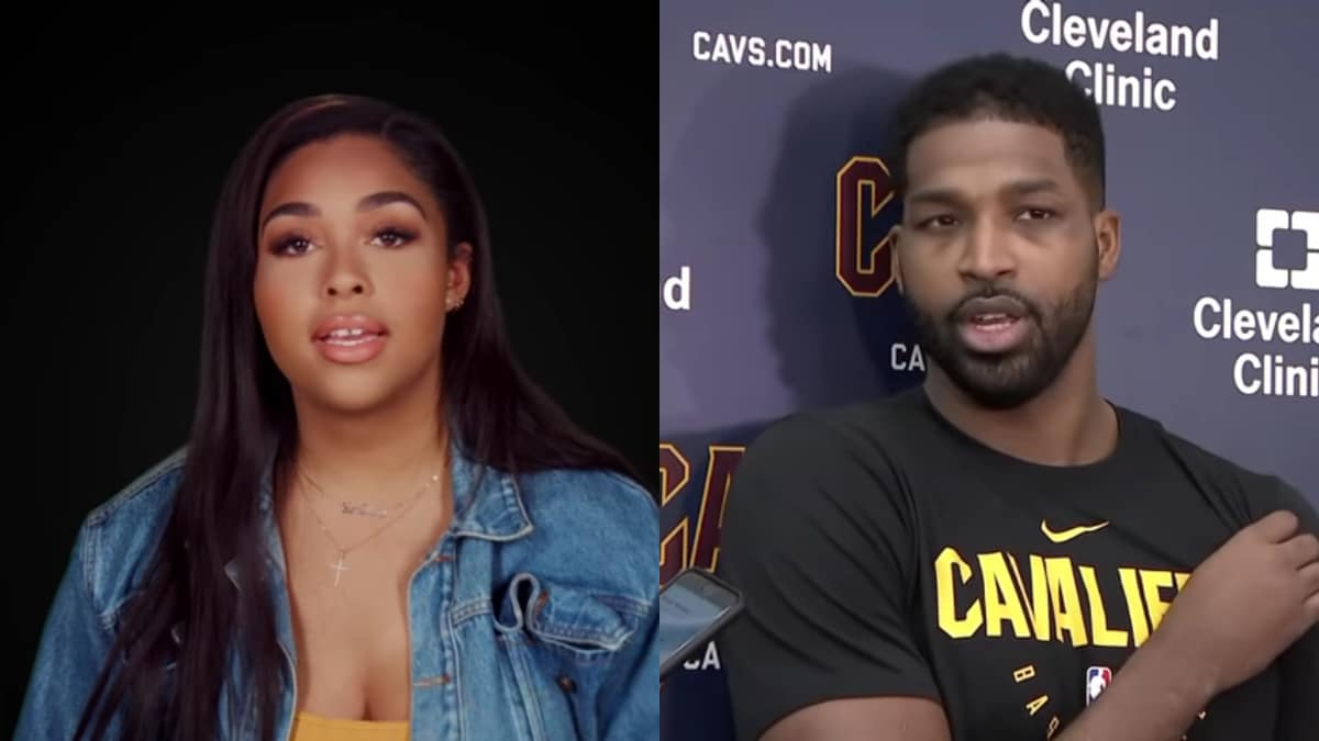 Jordyn Woods and Tristan Thompson video doesn't exist — Here's why