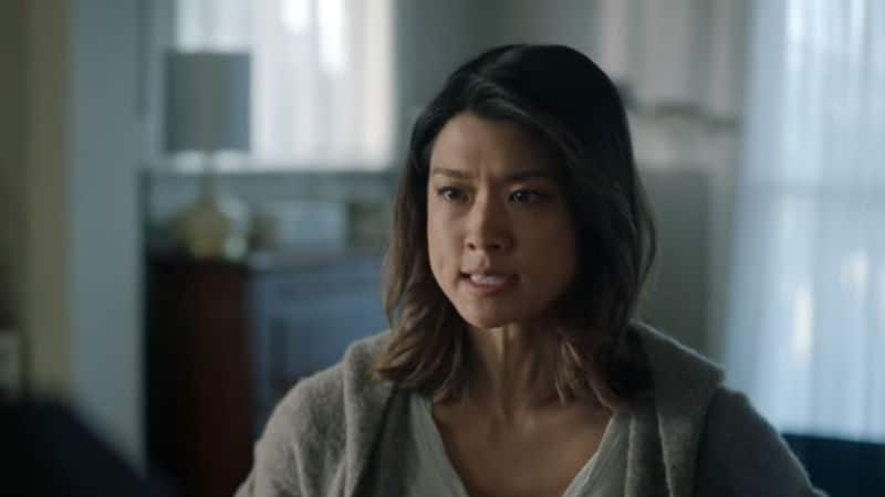 Grace Park as Katherine on A Million Little Things