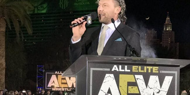 AEW Double or Nothing sells out in 25 minutes