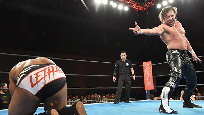 Kenny Omega in NJPW