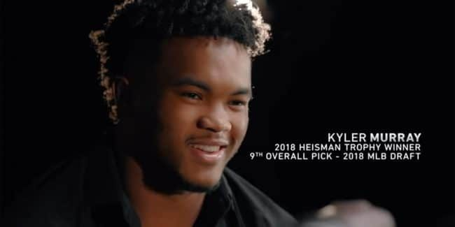 Kyler Murray draft projection