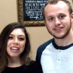 Lauren Swanson and Josiah Duggar