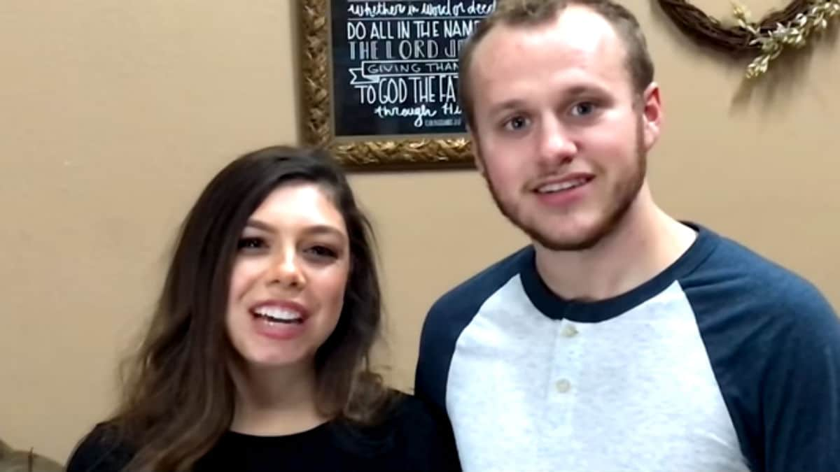 Lauren Swanson and Josiah Duggar