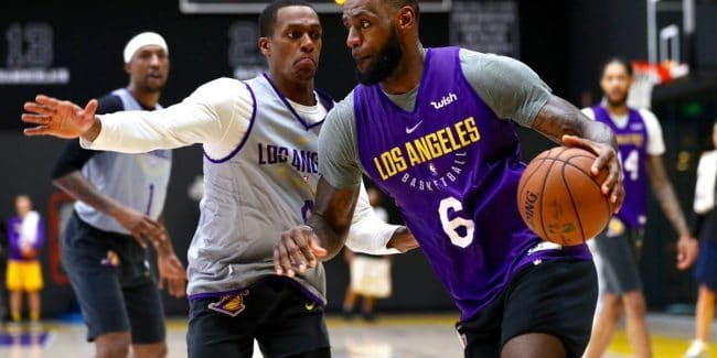 LeBron makes huge statement about Lakers' playoff chances