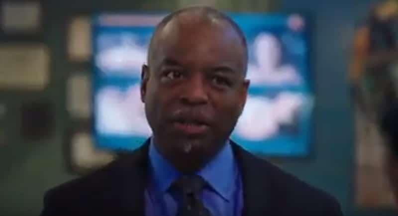 LeVar Burton as Nero on NCIS: New Orleans cast