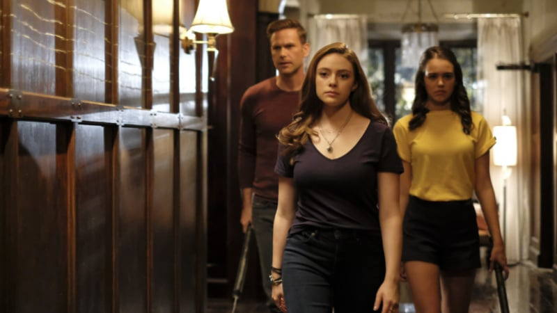 Legacies on the CW