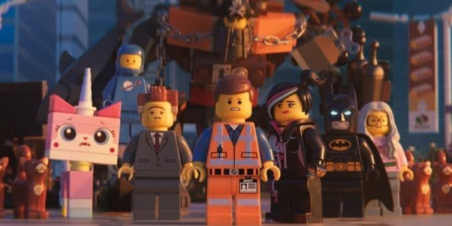 """The cast of """"Lego Movie 2."""""""