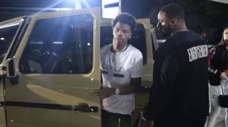 rapper lil baby arrested in georgia why was he taken into custody